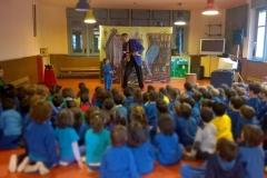 Sereno Monster - Teatro in scuola